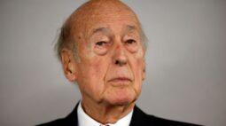 Ex-presidente da França Giscard d'Estaing morre aos 94 anos