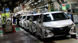 Japão pode proibir venda de veículos a gasolina em meados da década de 2030, diz mídia