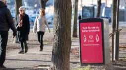 Com mais de 7 mil mortes por Covid-19, Suécia diz que ainda não precisa de máscaras