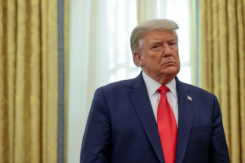 Trump arrecada U7 milhões para tentar reverter derrota eleitoral