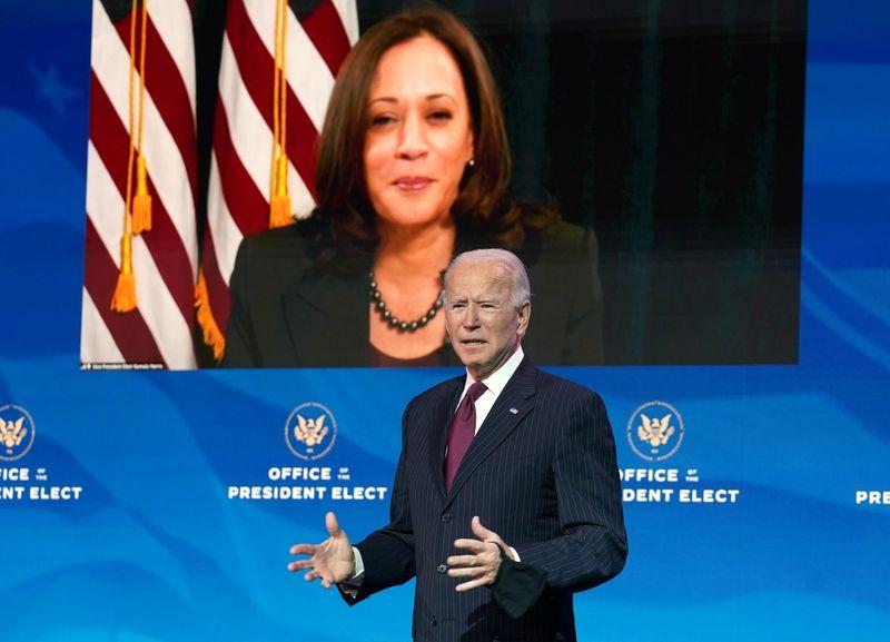 Biden e Kamala Harris farão campanha na Geórgia no início de janeiro