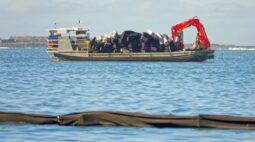 Maioria do óleo de navio danificado na costa das Ilhas Maurício foi removido, diz dono