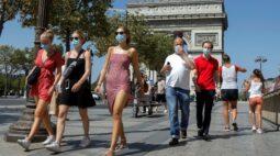 França registra recorde de casos pós-lockdown, mas sem pressão sobre hospitais