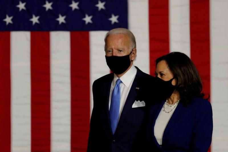 Escolha de Kamala Harris para vice indica postura mais dura de Biden em relação à poluição