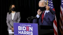 Biden diz que todos governadores dos EUA deveriam obrigar uso de máscaras contra o coronavírus
