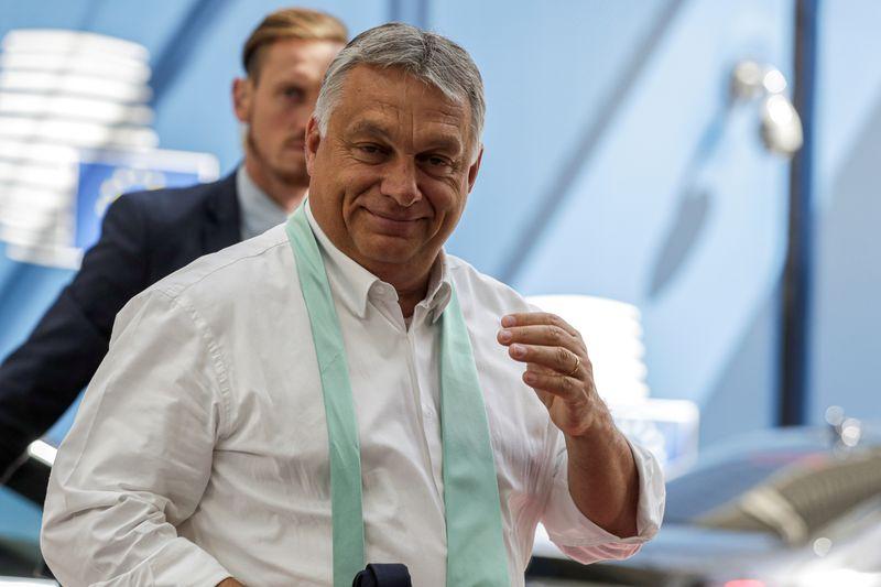 Oposição da Hungria se une para desafiar premiê Orbán em 2022