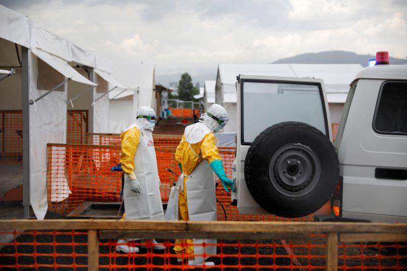 OMS soa alerta para surto de Ebola no Congo e na Guiné