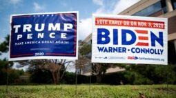 Trump e Biden saem em campanha atentos a batalha iminente por indicação à Suprema Corte