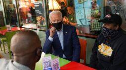 Biden diz que eleitorado negro será a chave para vitória eleitoral nos EUA