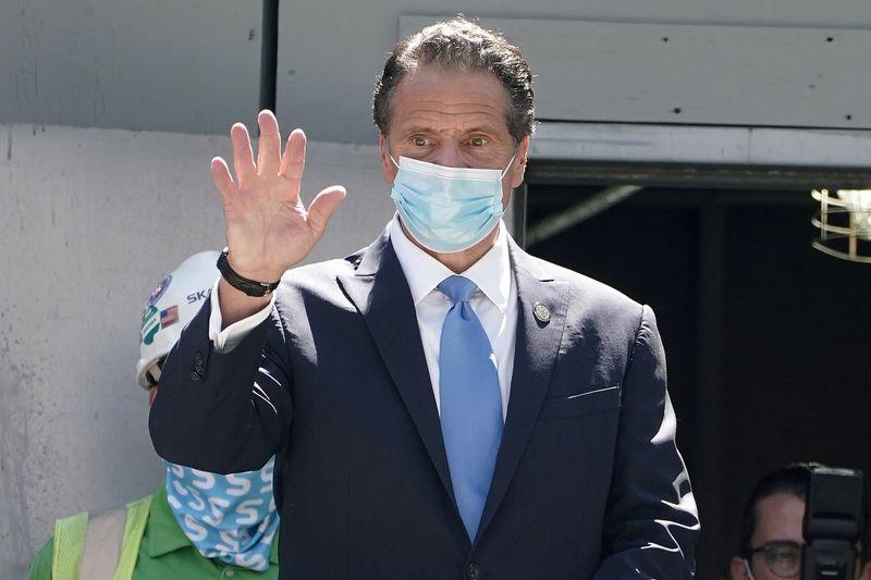 Governador diz que Nova York revisará qualquer vacina contra Covid-19 autorizada pelo governo federal