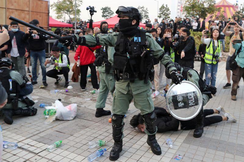 Ações da China em Hong Kong e Xinjiang são criticadas pelo Ocidente em fórum da ONU