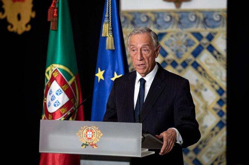 Presidente de Portugal testa positivo para Covid-19; está sem sintomas