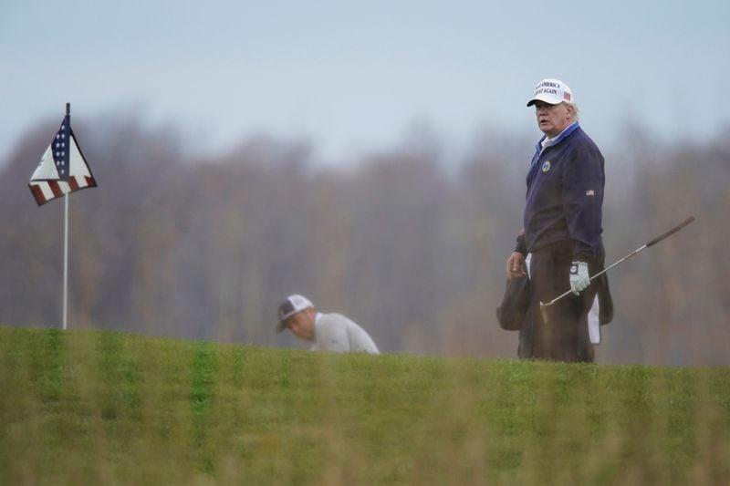 Trump é repreendido por associações de golfe profissional após invasão do Capitólio