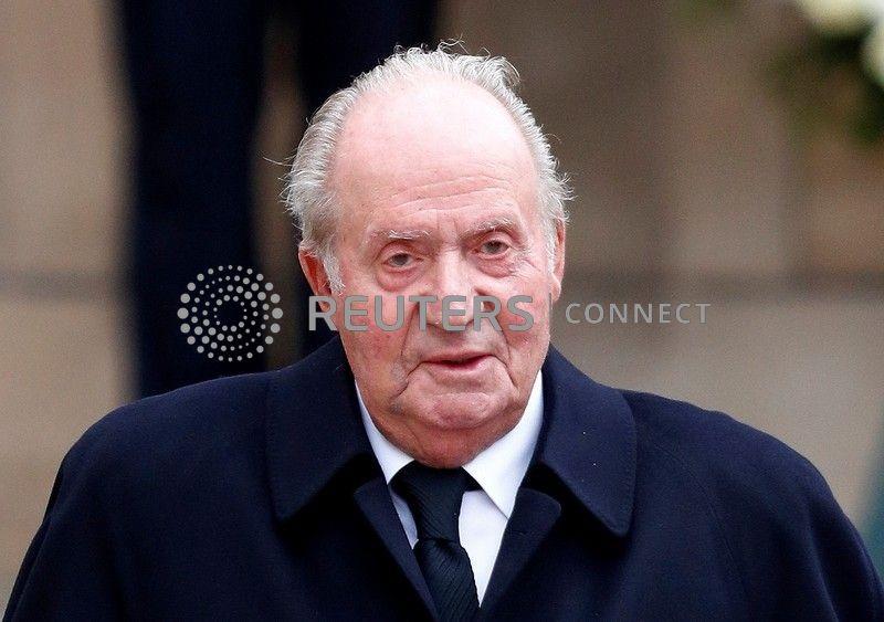 Ex-amante de rei emérito da Espanha diz que espião da corte a ameaçou