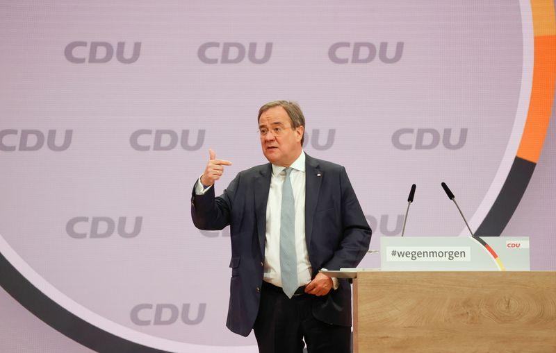 Armin Laschet é escolhido para liderar democratas-cristãos na Alemanha