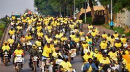 Presidente de Uganda Museveni conquista 6º mandato e oposição alega fraude