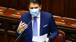 Premiê da Itália ganha importante voto de confiança e enfrenta teste mais difícil na terça-feira