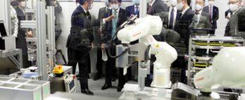 Japão pretende usar robôs para impulsionar testes de Covid-19