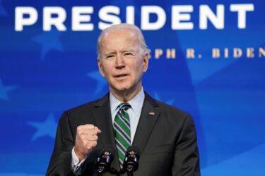 Rússia apoia esforços de Biden para prorrogar tratado de controle de armas