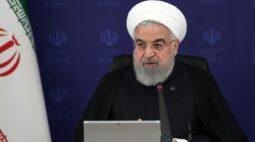 """Presidente do Irã afirma que """"bola está com os EUA"""" sobre disputa nuclear"""