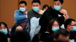 China intensifica vacinação contra Covid-19 antes do Ano Novo Lunar