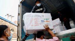 Diplomacia da vacina da Índia no sul da Ásia é reação à China