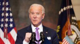 Biden deve declarar emergência nacional sobre o clima, diz líder da Maioria no Senado dos EUA