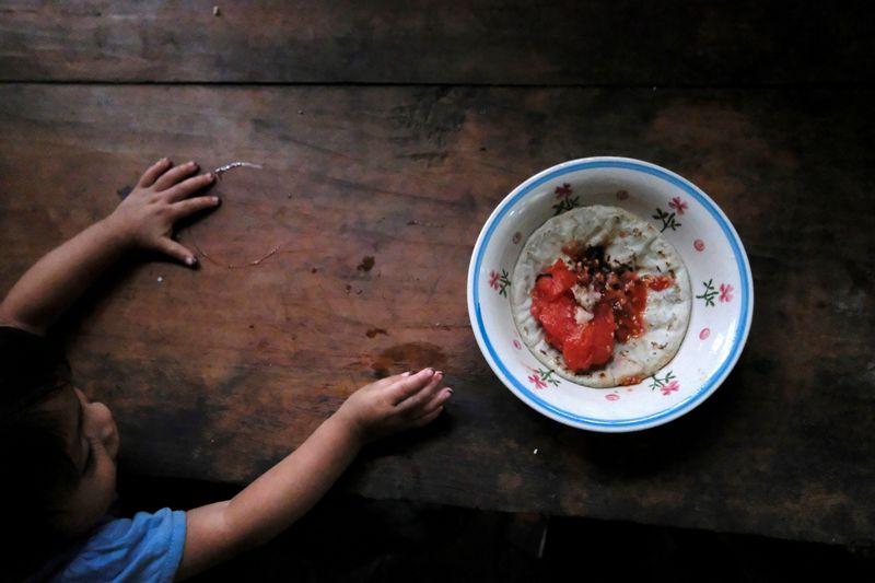 Fome na América Central está disparando, alerta agência da ONU