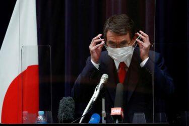 Chefe de vacinação do Japão diz que Jogos de Tóquio não estão em seu planejamento