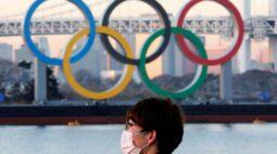 Tóquio-2020 alerta para aglomerações durante revezamento da tocha olímpica