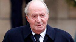 Ex-rei da Espanha paga 4 milhões de euros de impostos atrasados em meio a escândalos