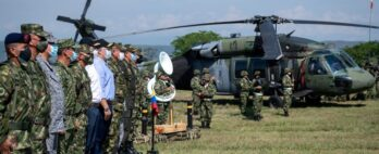 Colômbia cria nova unidade militar para combater tráfico de drogas e grupos armados