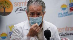 Ministro da Saúde do Equador pede demissão em meio a críticas ao plano de vacinação