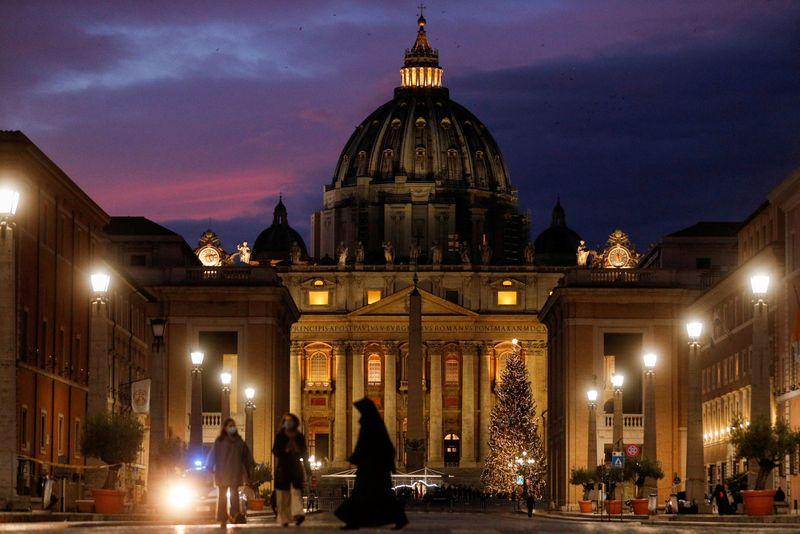 Pandemia dilapida fundos do Vaticano e abala reservas