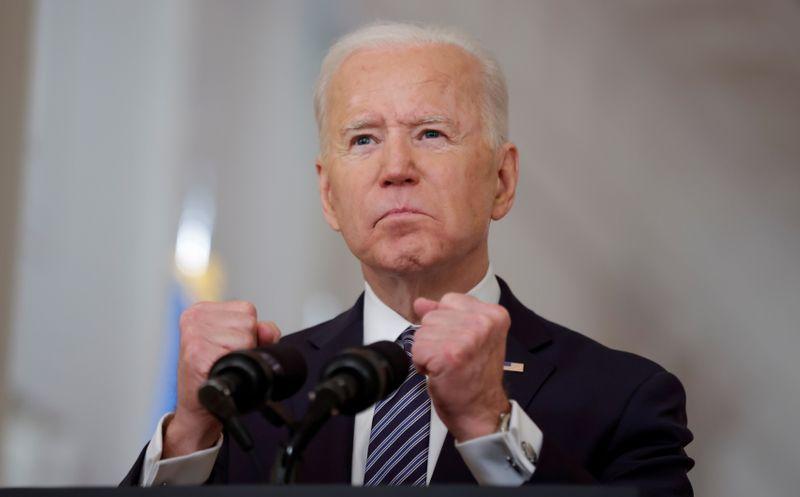 Johnson e Biden expressam preocupação com resposta chinesa a sanções