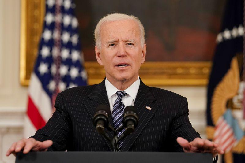 Vacinação contra Covid nos EUA será liberada para todos os adultos até 19 de abril, diz Biden