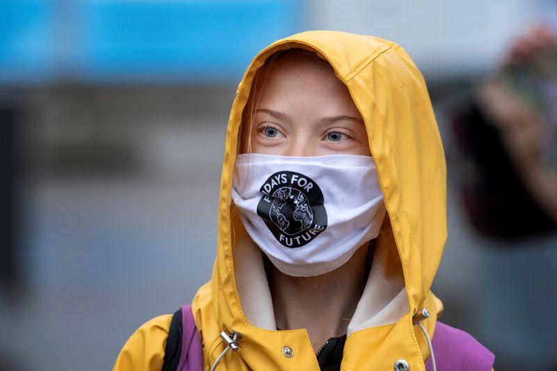 Ativista Greta Thunberg não estará na conferência da ONU sobre o clima na Escócia