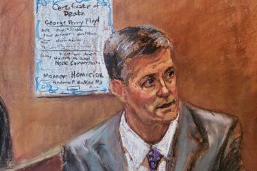 Médico que realizou autópsia de George Floyd confirma conclusão de homicídio