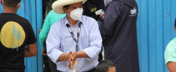 Socialistas x Fujimori: eleição do Peru se encaminha para 2º turno polarizado