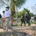 México diz ter 12 mil agentes na fronteira para conter imigração