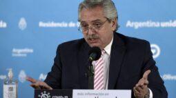 Presidente argentino recebe alta médica após infecção por Covid-19