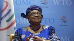Chefe da OMC apresenta ação global para aumentar acesso às vacinas
