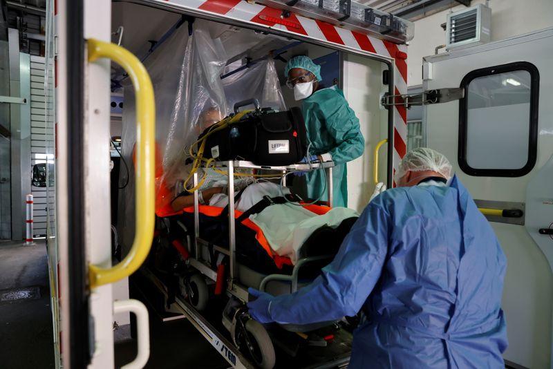 Mortes por Covid-19 na França ultrapassam 100 mil, oitavo maior número no mundo