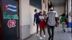 Variante sul-africana do coronavírus alimenta alta recorde em casos de Covid-19 em Cuba
