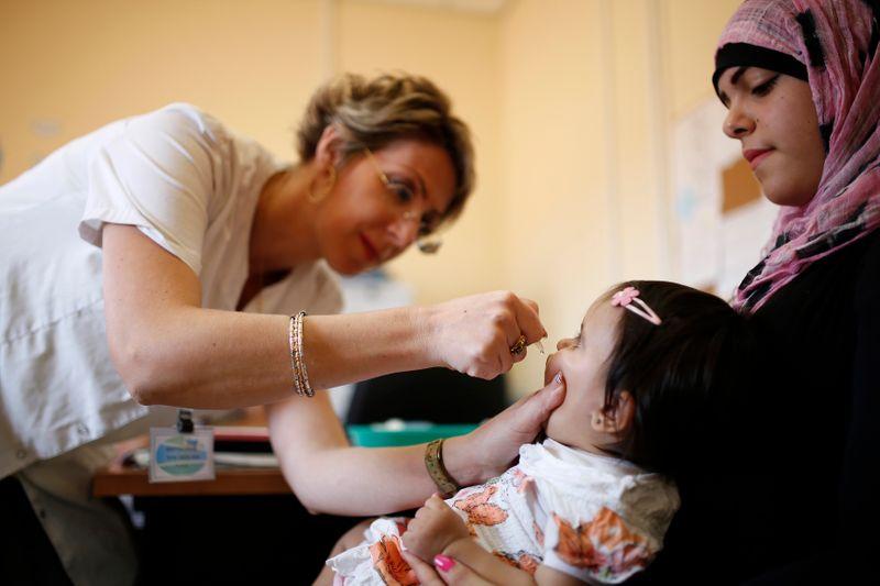 Interrupção de vacinações coloca milhões de crianças em risco, diz ONU