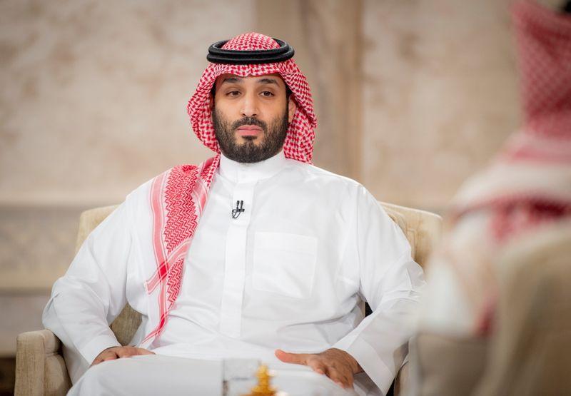 Príncipe herdeiro saudita diz que centralizará mais a formulação de políticas
