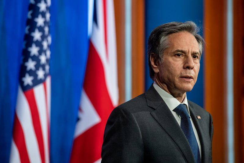 Blinken diz para Coreia do Norte: bola diplomática está do seu lado do campo