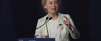 UE pede que EUA e outros exportem vacinas em vez de falarem em quebra de patente