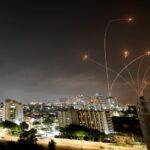 Hamas lança foguetes contra Israel, que reage; nove morrem em Gaza