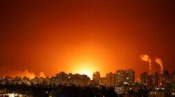 Israel e Hamas intensificam bombardeios e conflito deixa dezenas de mortos